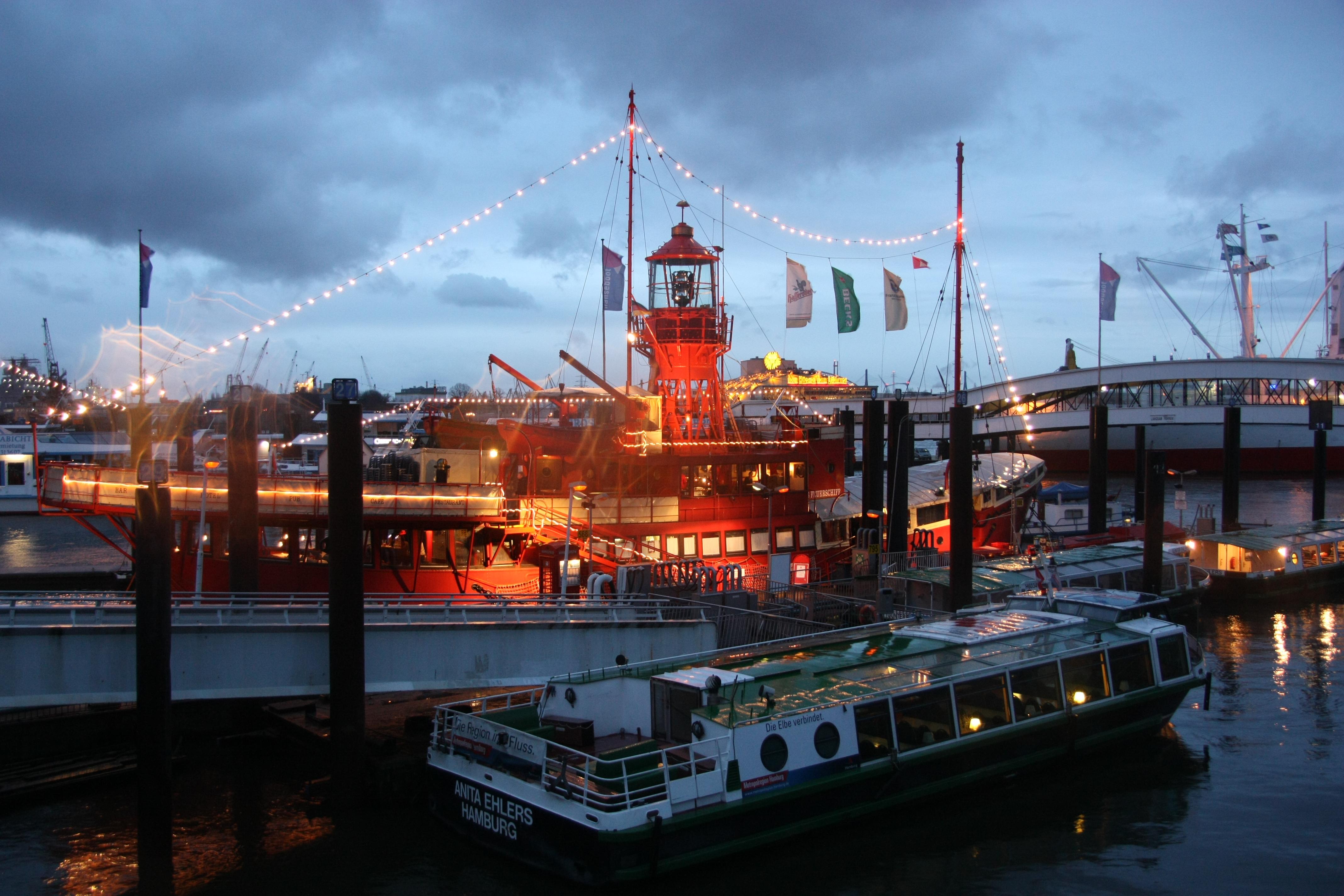 Hambourg rencontres