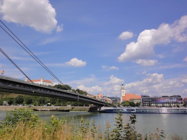 Sortie de Bratislava